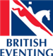 British Eventing Logo