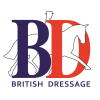 British Dressage Logo