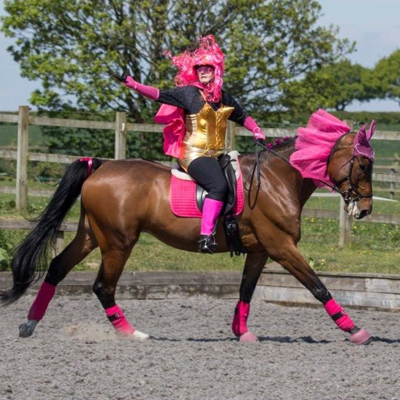 Neigh to Cancer dressage event