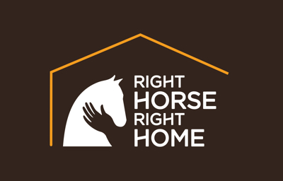 Right Horse Right Home logo