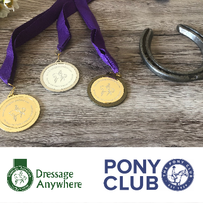 The Pony Club Online Dressage Medals