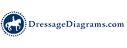 Dressage Diagrams Logo